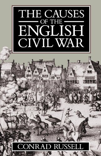 The causes of the English civil war. The Ford Lectures Delivered in the University of Oxford 1987...