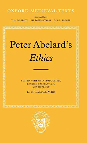 essays on peter abelard Abelard was in his late thirties when he first met heloise in paris and it was her knowledge and gift for writing letters, which was so rare in women at the times that attracted abelard to her heloise was the niece of one of the cannons.