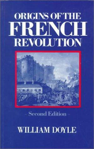 9780198222842: Origins of the French Revolution
