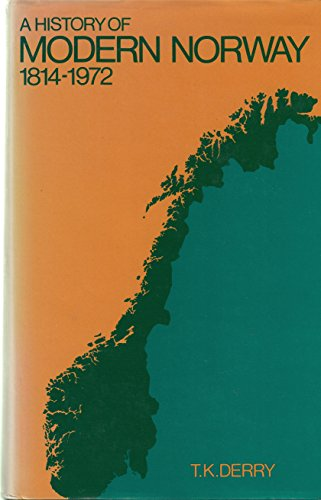 9780198225034: A History of Modern Norway, 1814-1972
