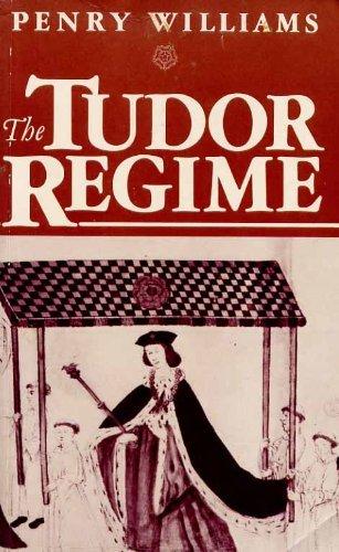 9780198226789: The Tudor Regime