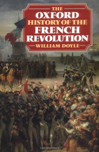 9780198227816: The Oxford History of the French Revolution