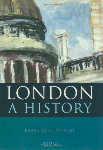 9780198229223: London: A History