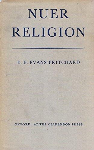 9780198231066: Nuer Religion