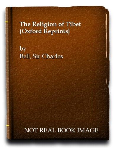9780198231417: The Religion of Tibet (Oxford Reprints)