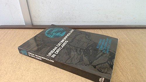 9780198232391: Urban Geomorphology in Drylands