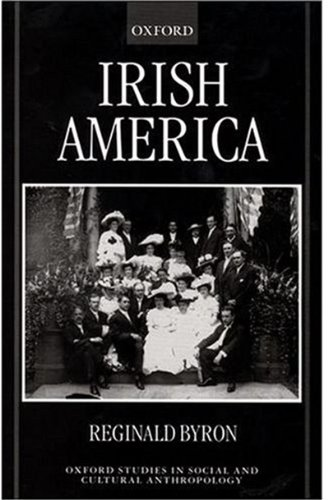 9780198233565: Irish America (Oxford Studies in Social and Cultural Anthropology)