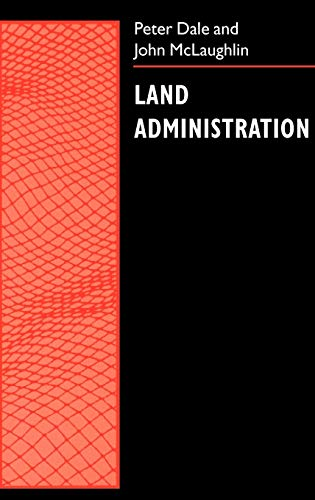 9780198233909: Land Administration (Spatial Information Systems)