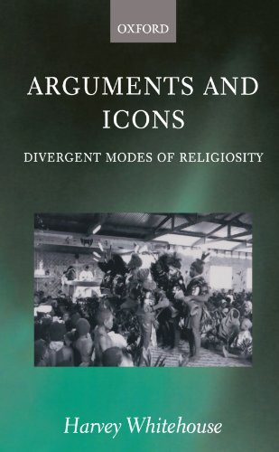 9780198234159: Arguments and Icons: Divergent Modes of Religiosity