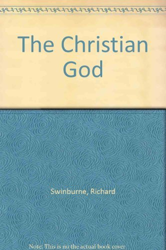 9780198235132: The Christian God