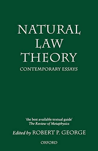9780198235521: Natural Law Theory: Contemporary Essays (Clarendon Paperbacks)