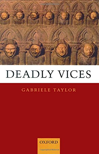 9780198235804: Deadly Vices