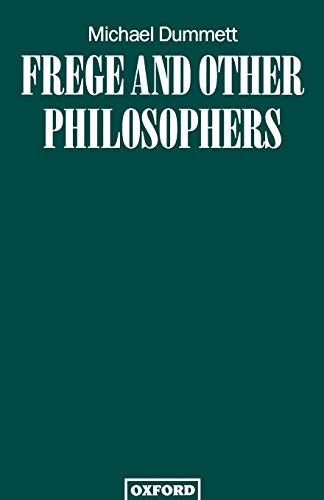 9780198236283: Frege and Other Philosophers