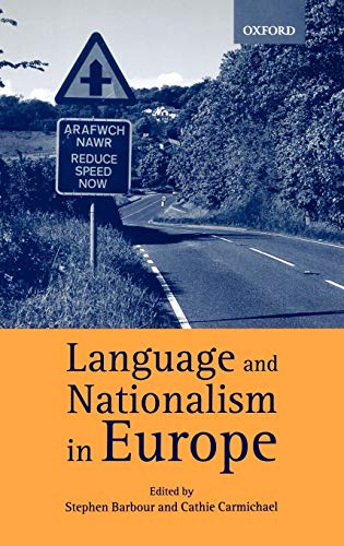 9780198236719: Language and Nationalism in Europe