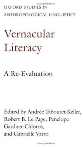 9780198237136: Vernacular Literacy: An Examination of the Practicalities