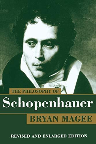 9780198237228: The Philosophy of Schopenhauer