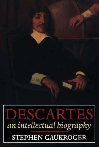 9780198237242: Descartes: An Intellectual Biography