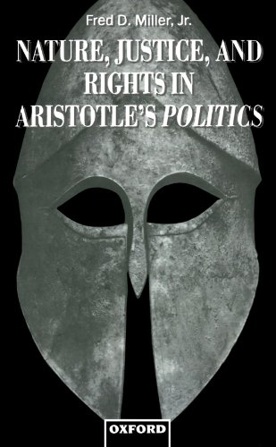 9780198237266: Nature, Justice, and Rights in Aristotle's Politics
