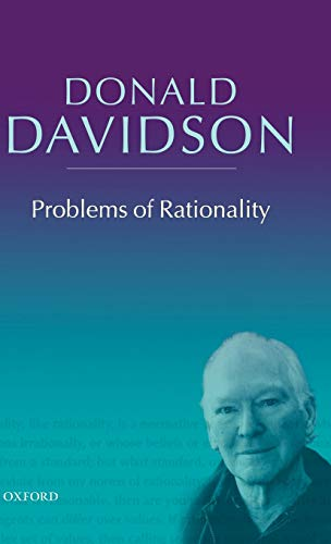 9780198237549: Problems of Rationality