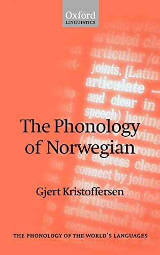 9780198237655: The Phonology of Norwegian (The Phonology of the World's Languages)