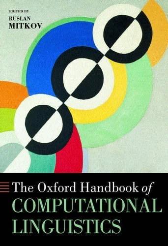 The Oxford Handbook of Computational Linguistics (Oxford