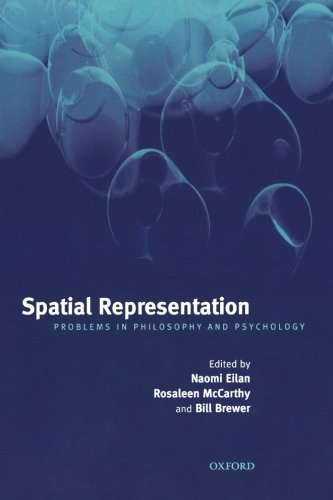 9780198238874: Spatial Representation: Problems in Philosophy and Psychology