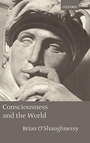 9780198238935: Consciousness and the World