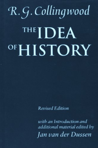 9780198239574: The Idea of History: With Lectures, 1926-28