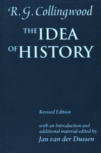 9780198239574: The Idea of History