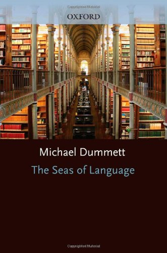 9780198240112: The Seas of Language