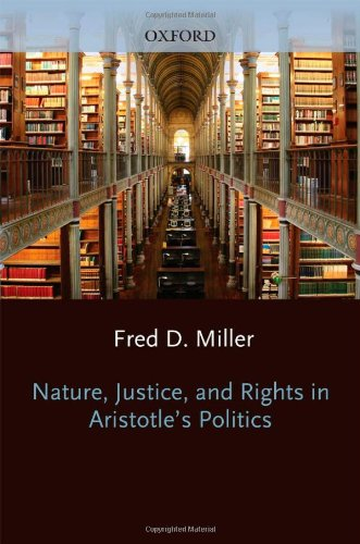 9780198240617: Nature, Justice, and Rights in Aristotle's Politics