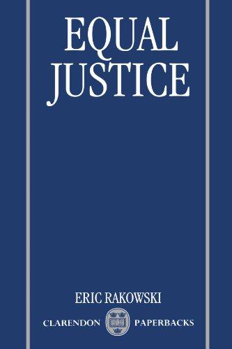 9780198240792: Equal Justice (Clarendon Paperbacks)