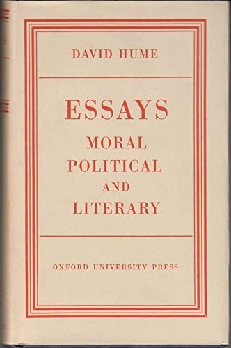 9780198241935: Essays (World's Classics)