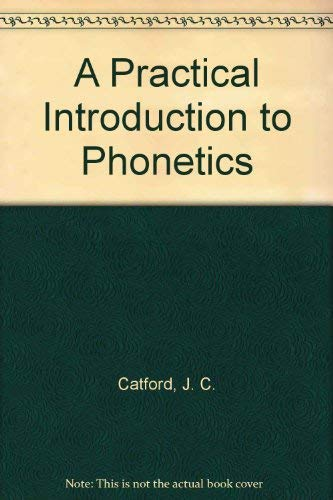 9780198242185: A Practical Introduction to Phonetics