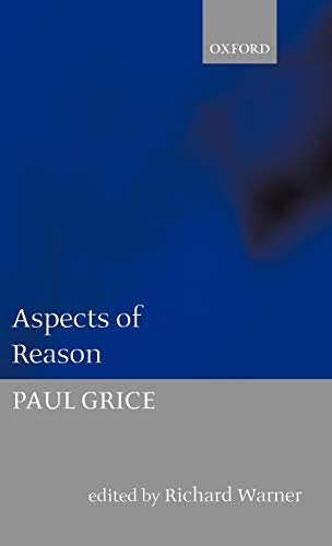 9780198242529: Aspects of Reason