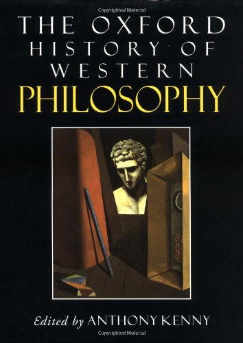 9780198242789: The Oxford History of Western Philosophy