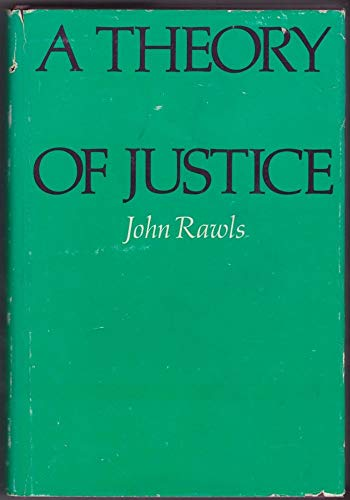 9780198243687: A Theory of Justice
