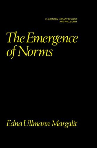 9780198244110: The Emergence of Norms (Clarendon Library of Logic and Philosophy)