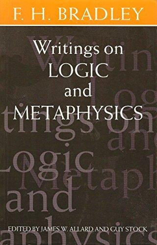 9780198244387: Writings on Logic and Metaphysics