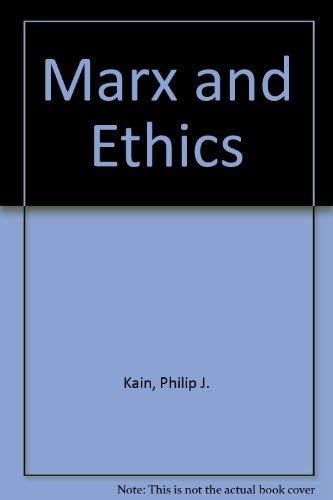 9780198244967: Marx and Ethics