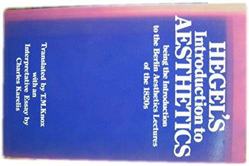 9780198246084: Introduction to Aesthetics