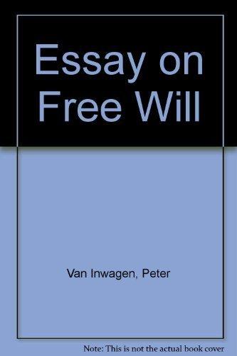 9780198246244: Essay on Free Will