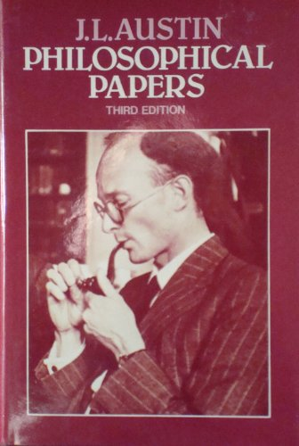 9780198246275: Philosophical Papers