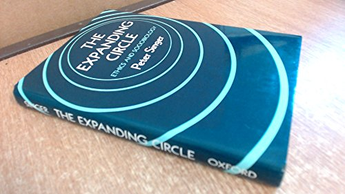 9780198246466: The Expanding Circle: Ethics and Sociobiology