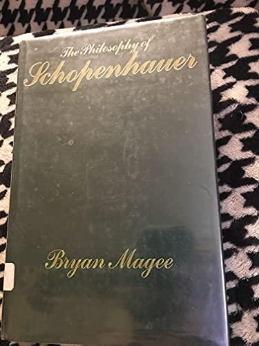 9780198246732: The Philosophy of Schopenhauer