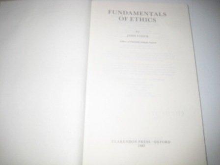 9780198246831: Fundamentals of Ethics