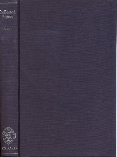 9780198247371: Collected Papers
