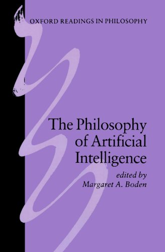 9780198248545: The Philosophy of Artificial Intelligence (Oxford Readings in Philosophy)