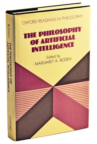 9780198248552: The Philosophy of Artificial Intelligence (Oxford Readings in Philosophy)