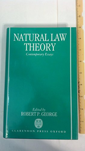 9780198248576: Natural Law Theory: Contemporary Essays